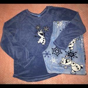 Women's Olaf Sleepwear